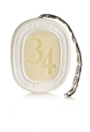 34 Boulevard Saint Germain Scented Home Fragrance for Doorknobs $50 at Diptyque Paris