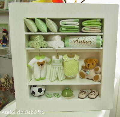 Ateliê+do+Bebê+MG:+Mini+Closet+Bebê+(+Arthur+)