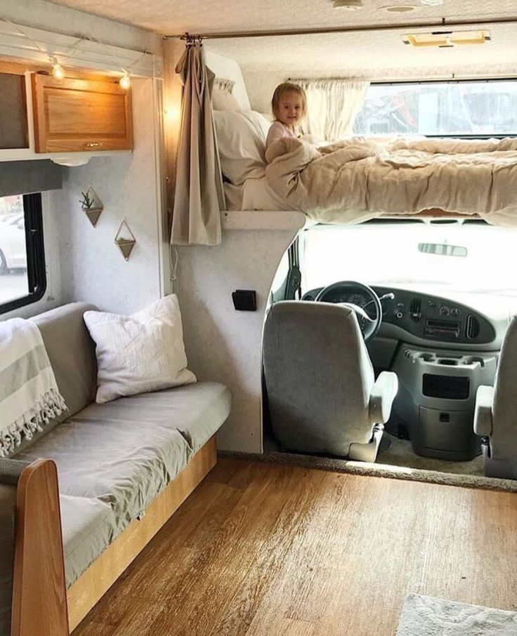 20 Awesome Sprinter Camper Van Conversion