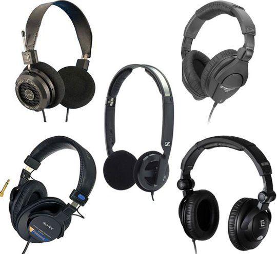 Best Headphones Under $100:  2013 Headphone Buyers Guide.  Apartment Therapy's Annual Guide @Apartment Therapy