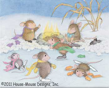 17 Best Images About House Mouse Designs 174 Christmas