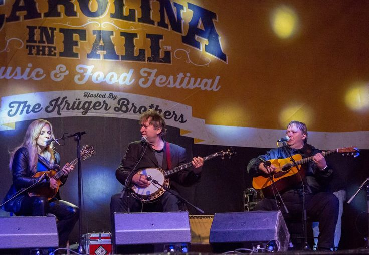 Carolina in the Fall Kruger Brothers and Rhonda Vincent