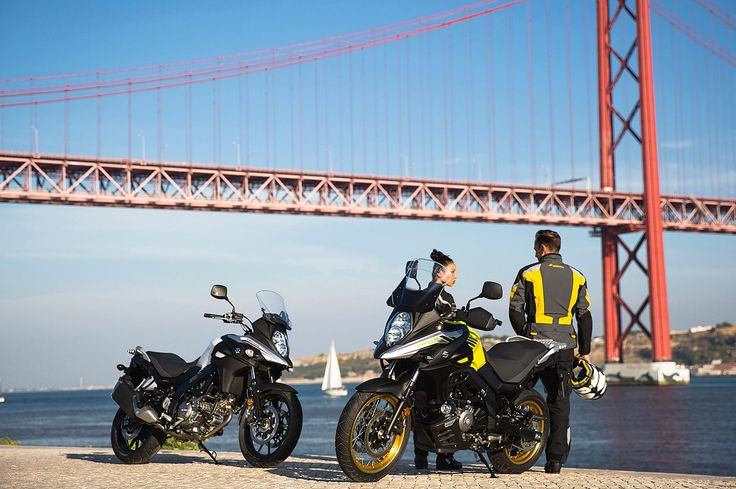 Suzuki unveiled details of its 2017 V-Strom 650 and V-Strom 650XT ABS, with engine updates and electronics topping the list of improvements.