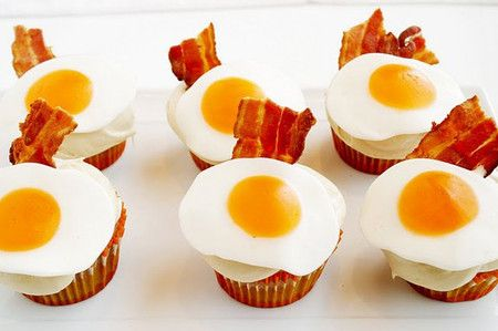 Fancy - Pancake Bacon and Egg Cupcakes ($1-20) - Svpply