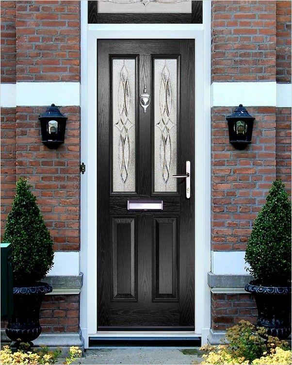 Composite Exterior DOORS in 2020 Composite door