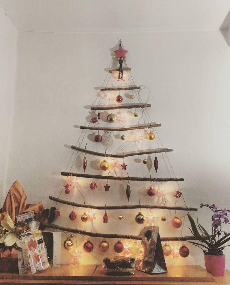 🎄Here we are 🎄 #christmas #christmaseve #diychristmas #tree #wood #diy #happychristmas