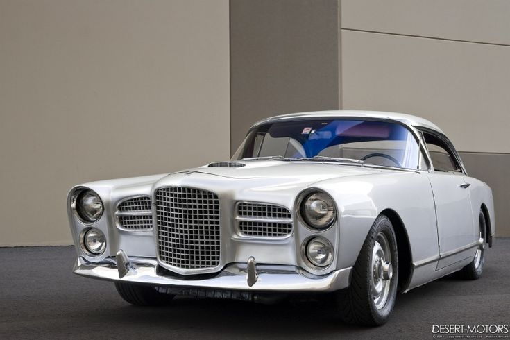 1960 Facel Vega HK500 Two Door Coupe
