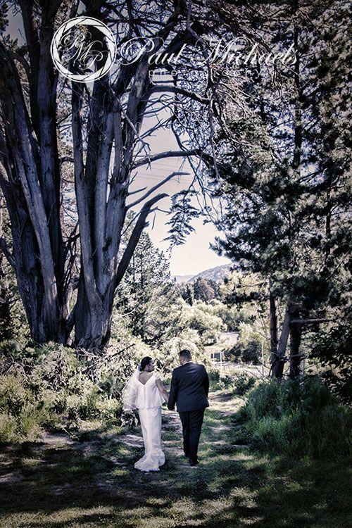 Walking at Silverstream venue. New Zealand #wedding #photography. PaulMichaels of Wellington www.paulmichaels.co.nz
