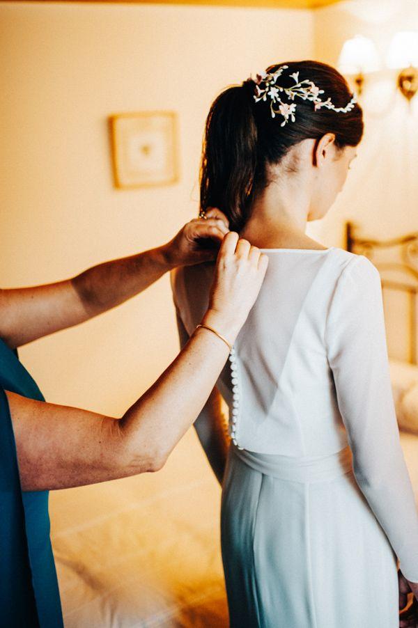 La boda de María y Carlos en el Palacio de Meres, Asturias | La Boda Del año por Sara Rivera