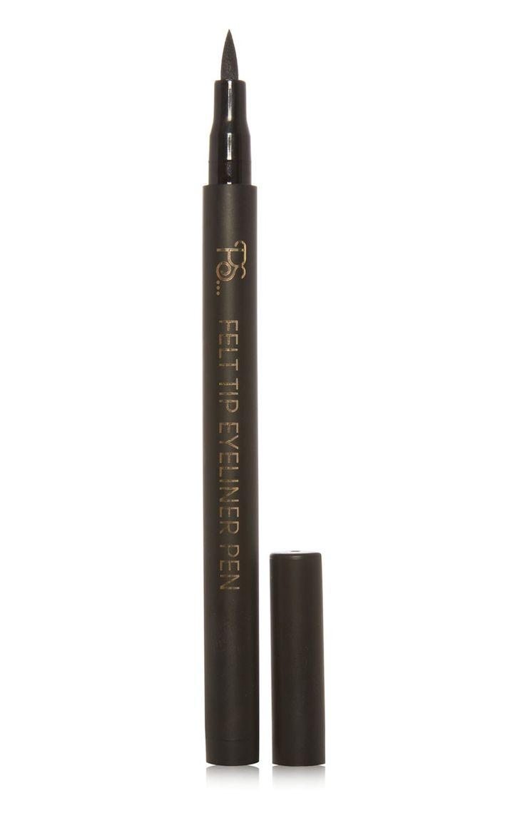 Primark - Black PS Felt Eyeliner Pen