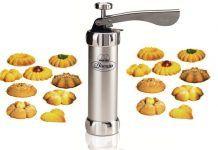 Кулинарный Шприц-Пресс для Печенья «Biscuit press» Удивите своих близких вкусняшкой