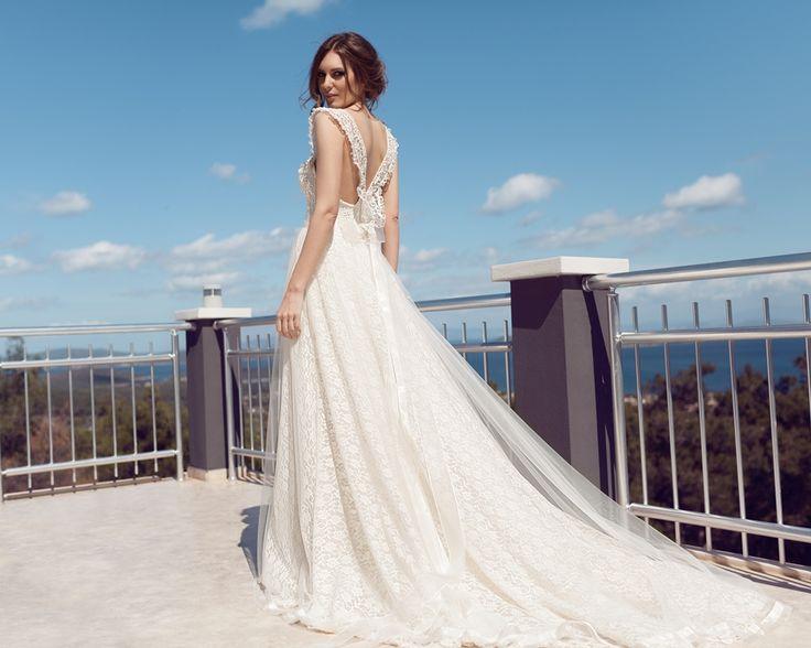 askılı dantelli gelinlik modelleri 2016-dantelli gelinlik modelleri 2016-nova bella gelinlik nişantaşı istanbul