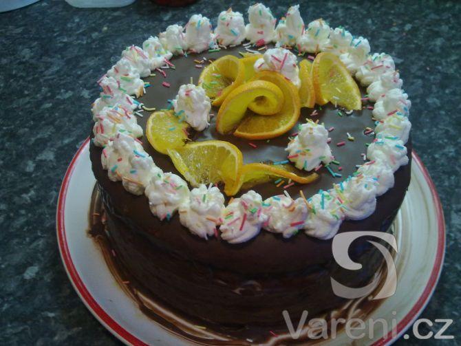 Recept na jednoduché piškotové těsto na dort.