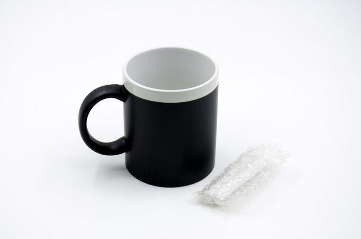 K-waii - Mug Pizarra  http://www.regalitolindo.cl/product/136322/mug-pizarra