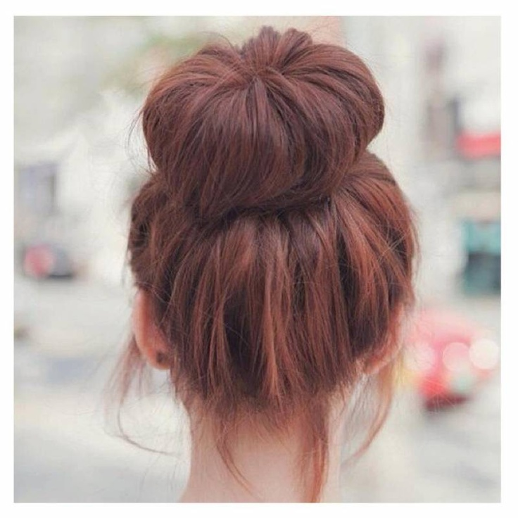 High  Bun: Messybuns, Hairstyles, Sockbun, Hairs Styles, Messy Buns, Beauty, Hairs Buns, Socks Buns, Sock Buns