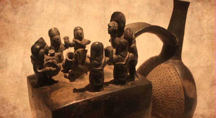 Documental sobre las Vasijas Silbadoras de Agua de la epoca prehispánica