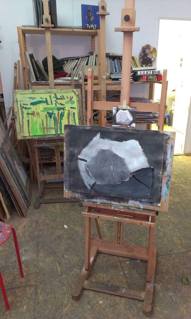 Painting, kids, 2016
