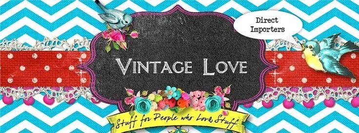 Vintage Love Homeware & Gifts - Shop