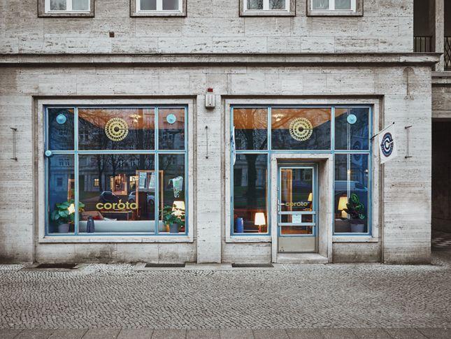 Tropical Living In Berlin: Coroto Vintage Store · Happy Interior Blog
