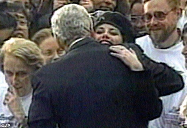 EXCLUSIVE: Bill Clinton bombed Saddam to distract from the Monica Lewinsky scandal  Read more: http://www.dailymail.co.uk/news/article-3758922/Bill-Clinton-bombed-Iraq-distract-Monica-scandal-Huma-Abedin-s-Muslim-journal-claimed-boss-s-husband.html#ixzz4IWQ105TX  Follow us: @MailOnline on Twitter | DailyMail on Facebook