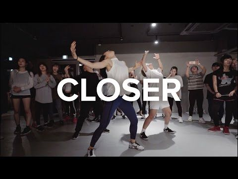 Closer (Dance Video) - The Chainsmokers Feat. Halsey | @besperon Choreography #CloserChallenge - YouTube