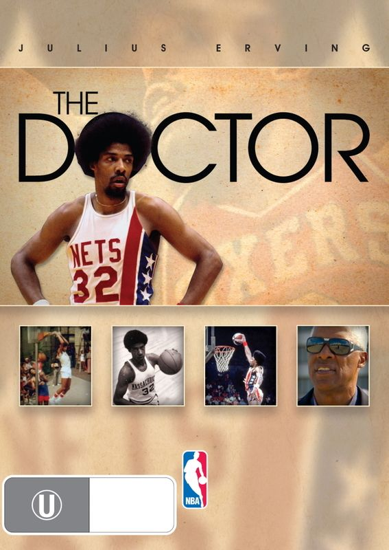 NBA: The Doctor ~ DVD FOR LEEROY