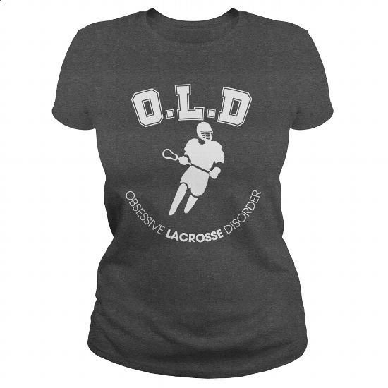 [Hipster Tshirt,Tshirt Feminina] OLD  OBSESSIVE LACROSSE DISORDER. OBTAIN LOWEST PRICE => https://www.sunfrog.com/Sports/OLD--OBSESSIVE-LACROSSE-DISORDER-168596630-Dark-Grey-Ladies.html?id=68278