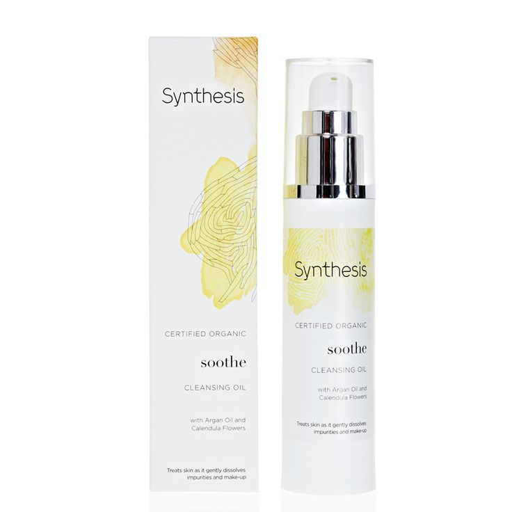 SOOTHE Cleansing Oil - Find out what makes this product great!  Synthesis, the Heart of Organics