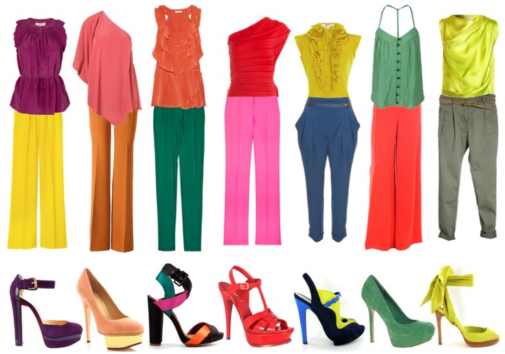 Color Blocking: Color Blocking, Idea, Fashion Style, De Color, Colors, Outfit