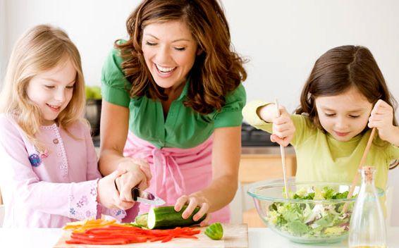 mymommy.gr | Μαμά και Παιδί : Μαθαίνοντας τα παιδιά να αγαπάνε την υγιεινή διατρ...