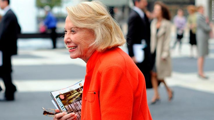 Longtime gossip columnist Liz Smith, who started her column at the New York Daily News in 1976, has died, according to the newspaper. She was 94.
