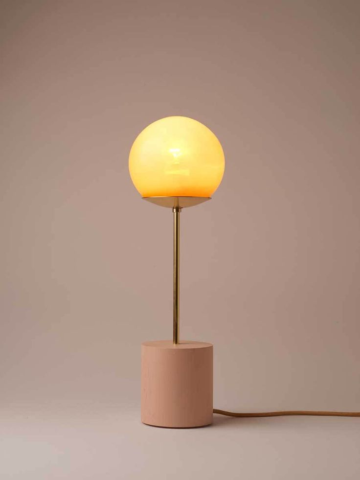Line Table Lamp - Douglas + Bec
