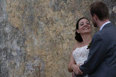 Love this photo - just love - just happiness - - just you & me #weddingphotos #weddingingreece #weddinginkefalonia
