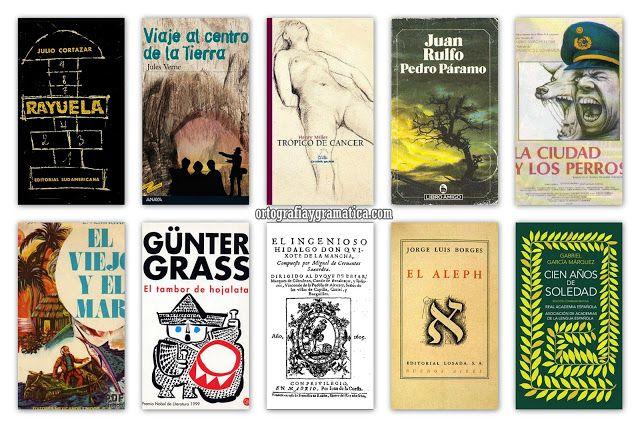 Descarga los 10 mejores libros de la literatura universal.