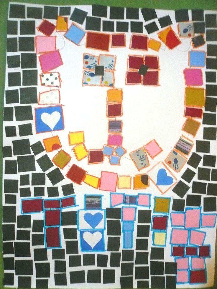 """""""Mosaico"""". Viki M."""