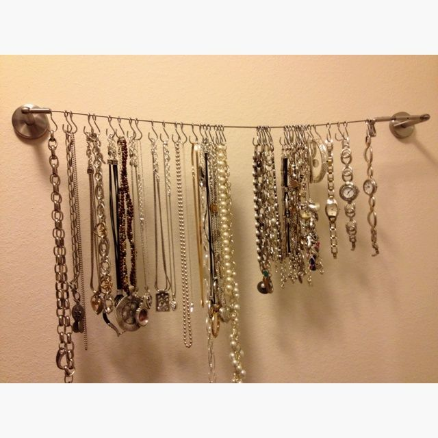 27 Best Wire Hanging System Images On Pinterest Fork