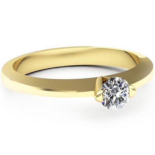 Inel logodna L54GDI Inel cu diamant