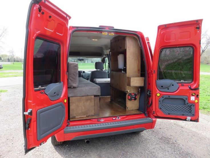 51 best images about Ford Transit Van Conversions on ...