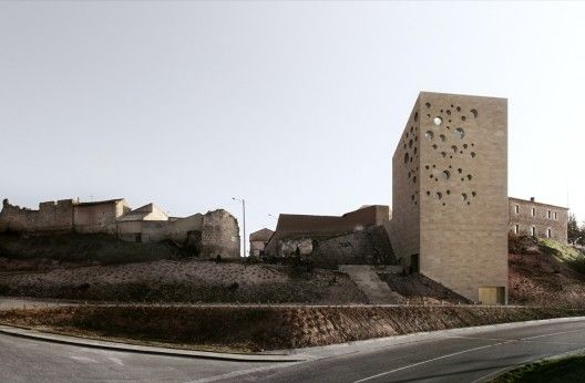Estudio Barozzi Veiga || Sede de la DO de Ribera del Duero (Roa, Burgos)