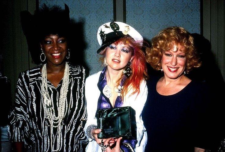 Patti Labelle, Cyndi L...