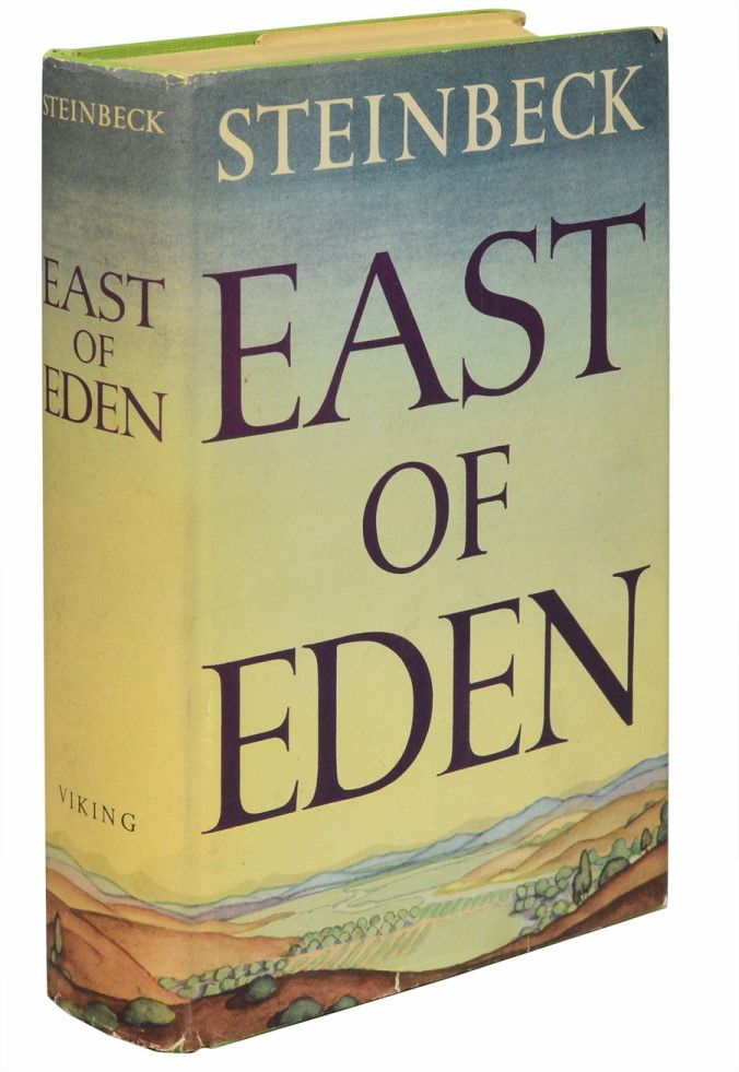 the story of the hamiltons and trasks in the novel east of eden by john steinbeck In 1952 steinbeck's longest novel, east of eden john steinbeck, with his 19-year-old son john the story follows two families: the hamiltons – based on.