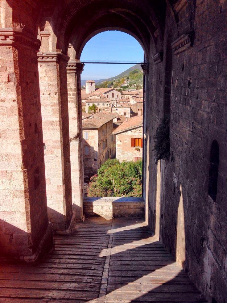Gubbio, Umbria, Italy www.umbriabeautiful.com