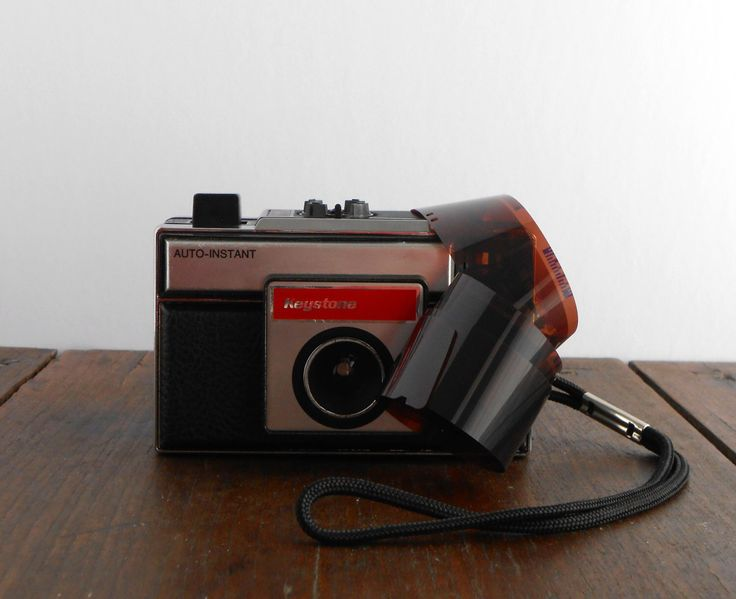 A personal favorite from my Etsy shop https://www.etsy.com/listing/239088153/vintage-camera-sale-keystone-auto