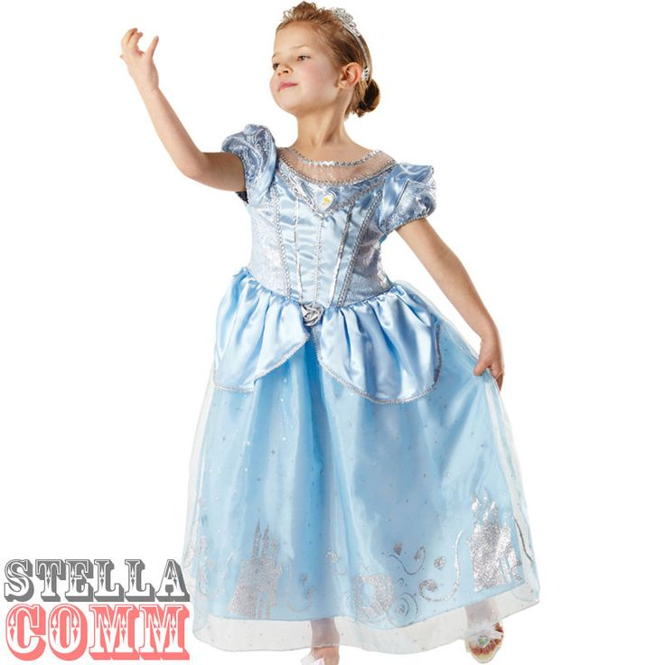 Disney Store Deluxe Cinderella Costume For Baby Toddler 2t: 17 Best Ideas About Kids Fancy Dress On Pinterest