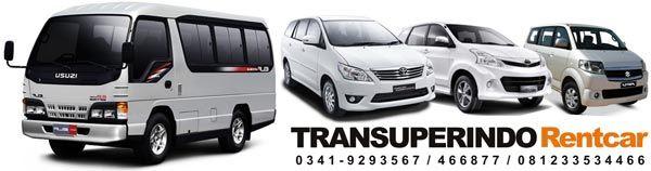 SEWA MOBIL MALANG HARGA MURAH dan terbukti hanyalah di Transuperindo - untuk membuktikannya anda dapat menghubungi kami melalui telepon di nomor layanan kami   081332040040 / 081233534466 / 0341466877 kami menyediakan kendaraan dengan unit yang banyak dan type kendaraan seperti avanza, innova, elf, hiace, dan luxio   untuk info selengkapnya kunjungi website kami di - http://www.rentalsewamobilmalang.com/sewa-mobil-malang-harga-murah.html
