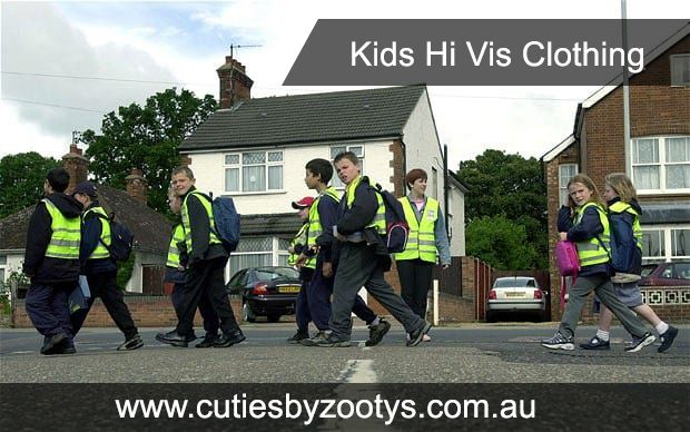 Welcome to Cuties By Zootys, the original kids' hi viz work clothing brand in Australia! http://www.cutiesbyzootys.com.au