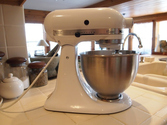 how to fix kitchenaid mixer