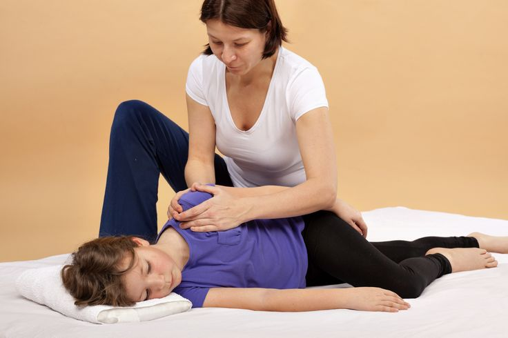 The Right Touch: Craniosacral Therapy for Kids with Special Needs - ParentMap
