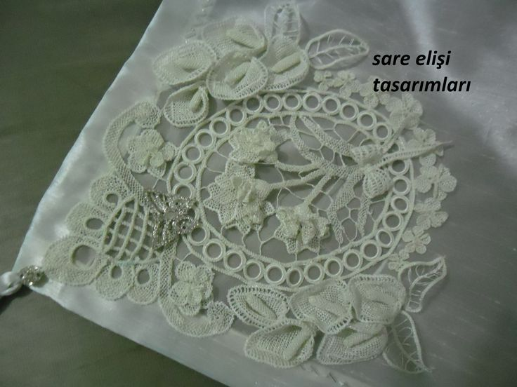 Turkish Needle lace sample