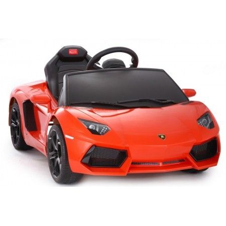 lamborghini aventador battery kids ride on car electric childrens toy wremote under licensed power wheel with key for start